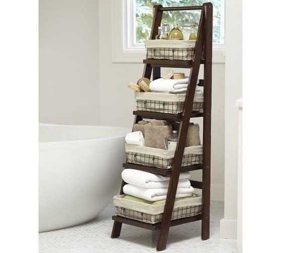 Лестница как предмет мебели