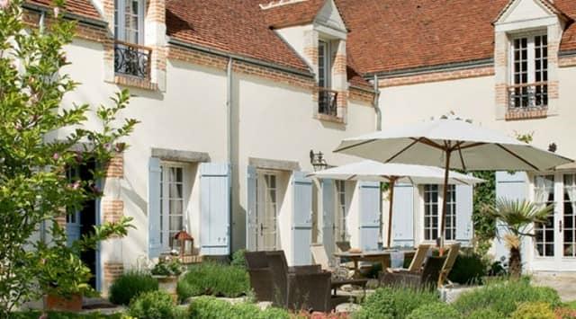Старинный французский дом