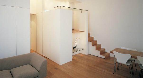Дизайн небольшой лондонской  квартиры