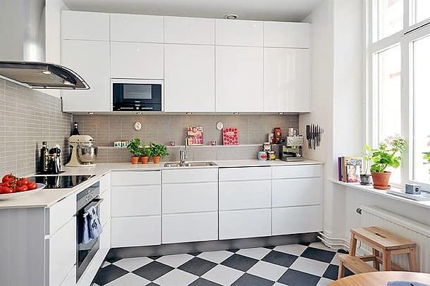 Мкбель для маленькой кухни