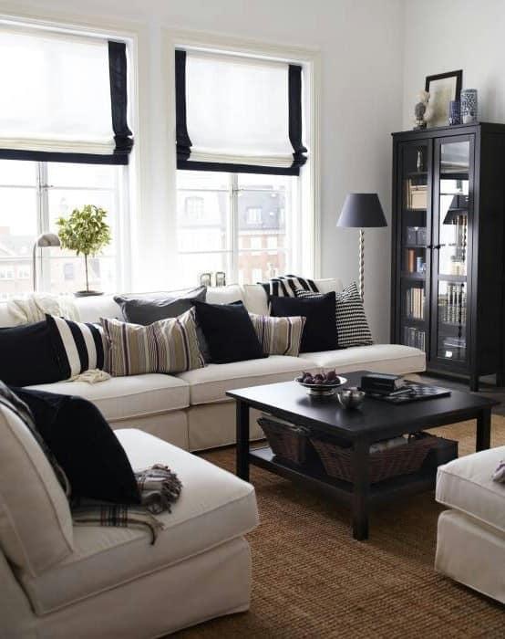 мебель из икеа в интерьере 56 фото