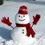 Какого снеговика слепить с детьми и как это сделать (40 фото)
