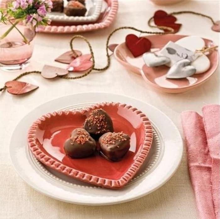 Элементы декора сервировки стола к завтраку