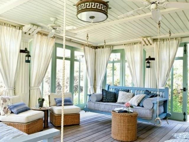 Мебель для летней дачной веранды