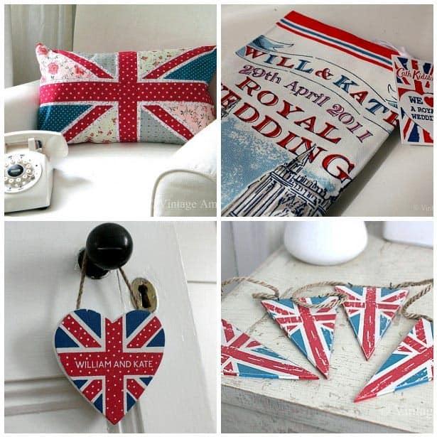 Стильные аксессуары с английским флагом - идеи с фото