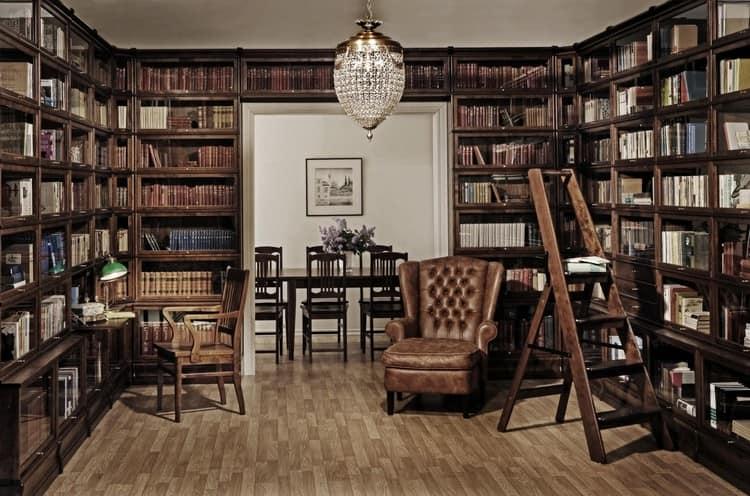 domashnjaja-biblioteka-v-klassicheskom-stile