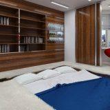 sovremennyj-interer-spalni-s-bibliotekoj