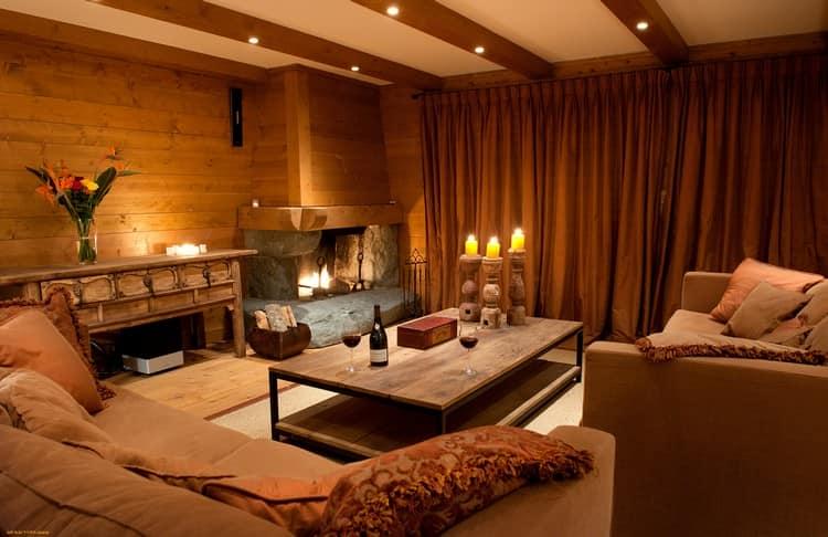 Создание уюта с помощью свечей