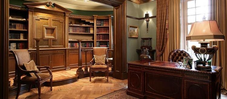 Комната из деревянного материала