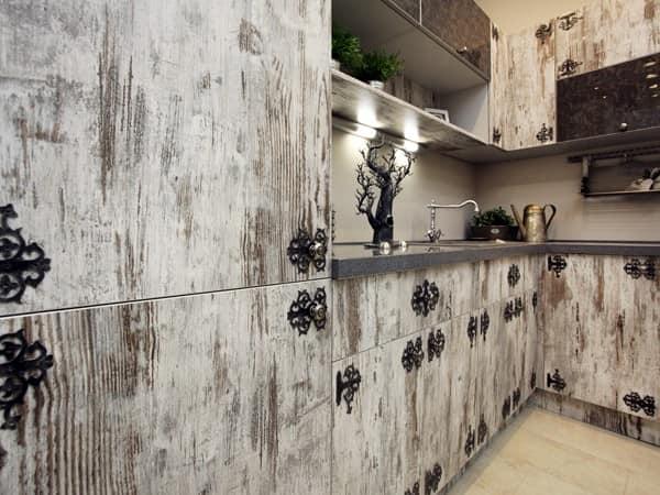 Даже небольшие детали изменят внешний облик вашей кухни