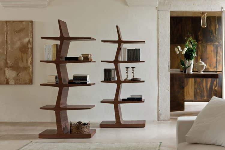 Современный дизайн этажерки