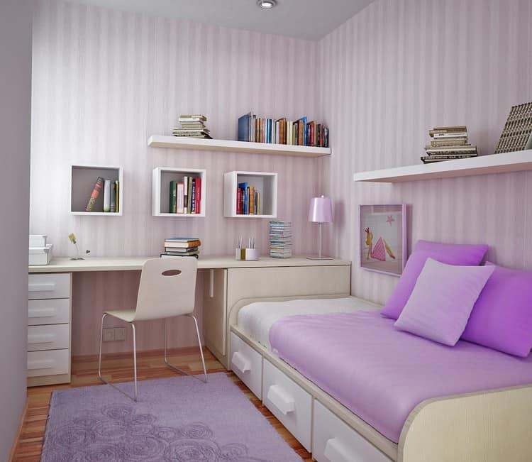 обои фото для маленькой комнаты