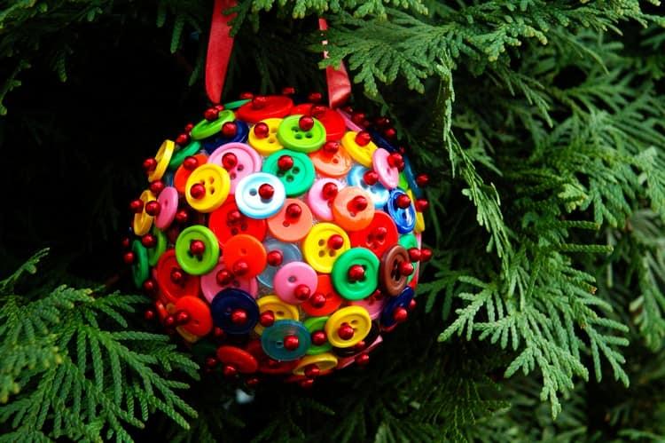 Ёлочные шарики