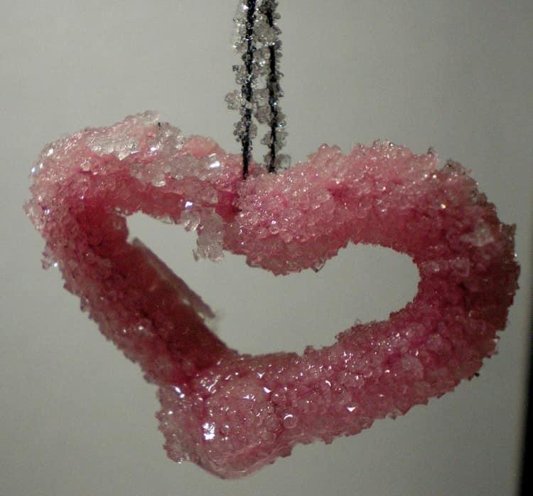 Сердечко-кристалик