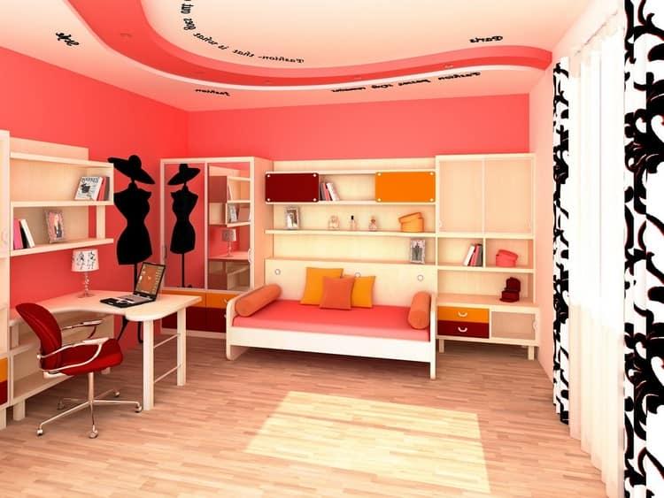Цветовое решение в дизайне комнаты