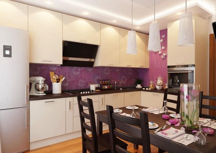угловая кухня идеи стильной планировки и дизайна 36 фото