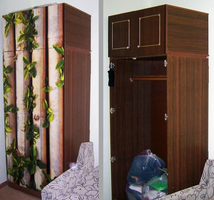 Обновление старой мебели своими руками идеи фото 531