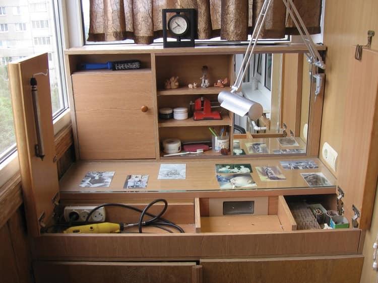 Функціональні ідеї по обробці балкона: поради, фото.