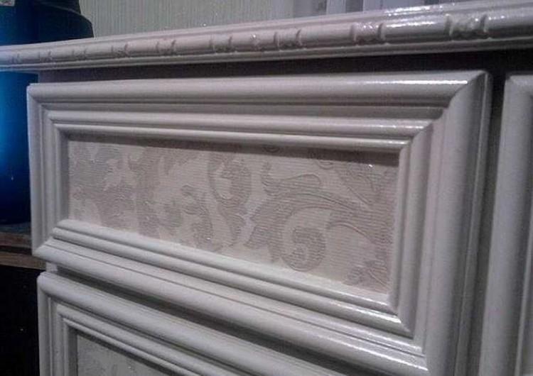 Обновление старой стенки своими руками: советы пошаговый мастеркласс (37 фото)