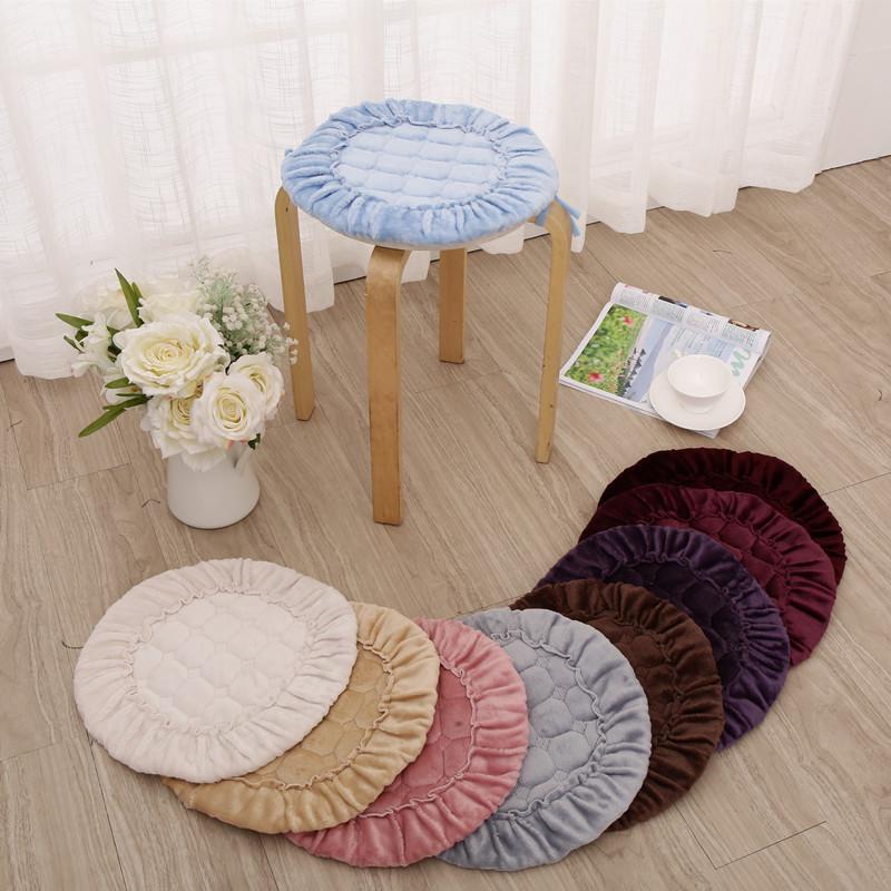 Делаем подушки на стулья своими руками
