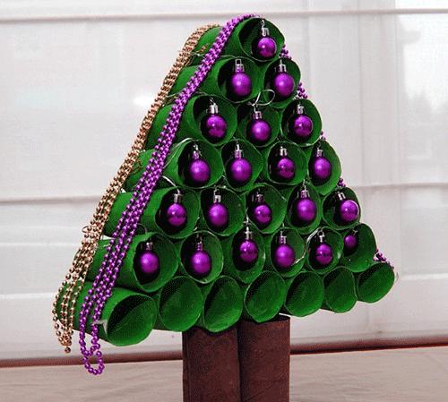 чудо новогодняя елка