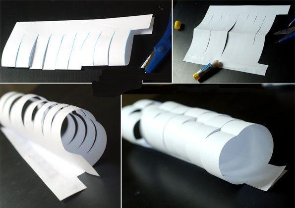 заготовка из бумаги для martenitsas