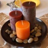 оформление свечей