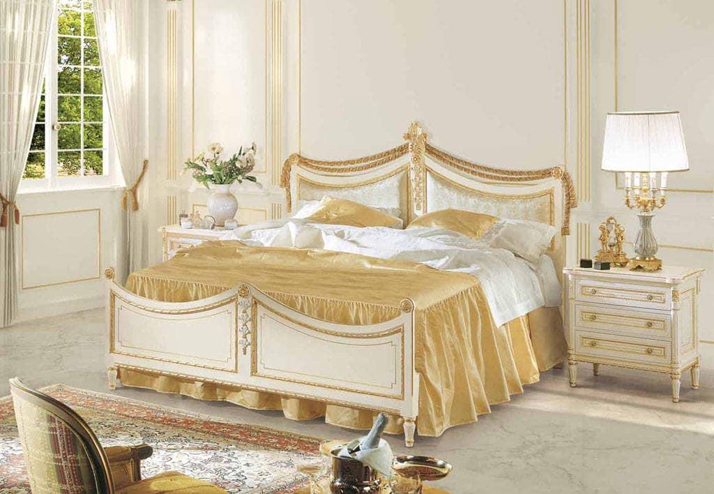 Итальянский стиль в интерьере спальни