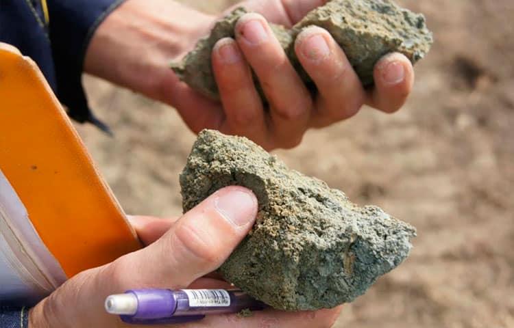 Геология участка