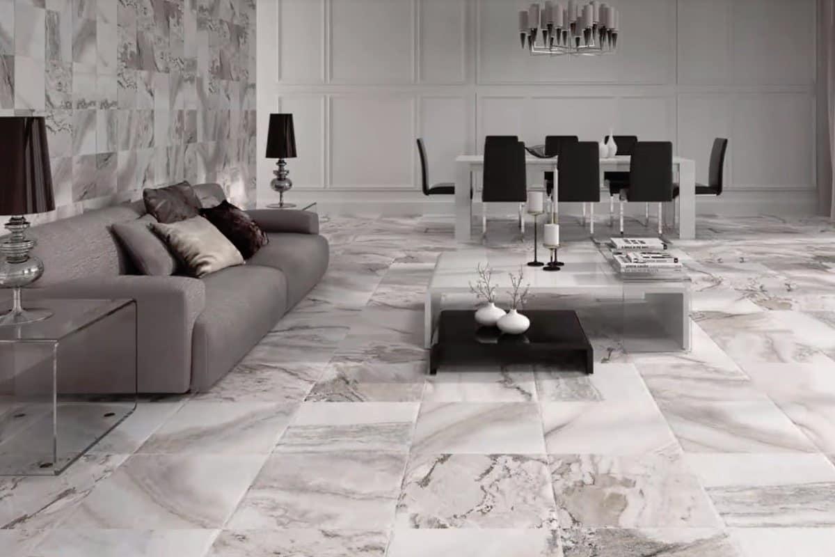 мраморная плитка для гостиной