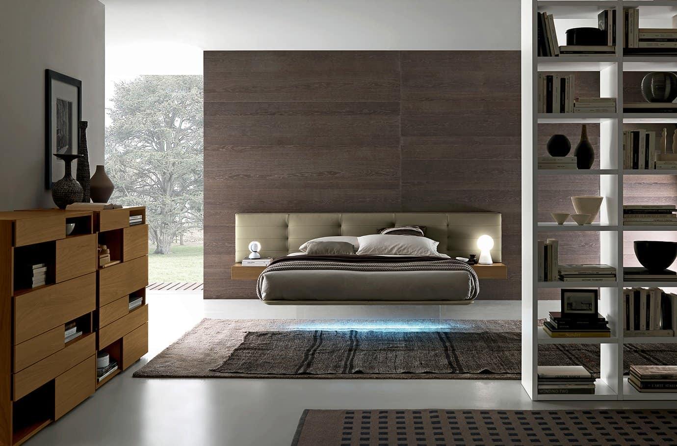 Парящая кровать