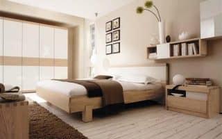 Дизайн спальни 12 кв. м: как обустроить небольшую комнату + готовые планировки (36 фото)