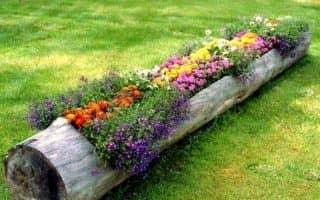 Красивая дача своими руками: идеи декора для сада и домика (48 фото)