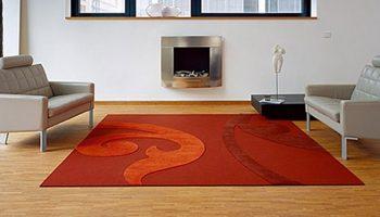 Выбираем ковер в гостиную: цвет, форма, размер и рисунок (30 фото)