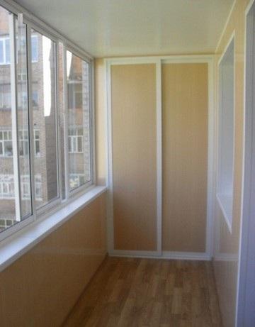 Хранение вещей и запасов на балконе. идеи мой дом.